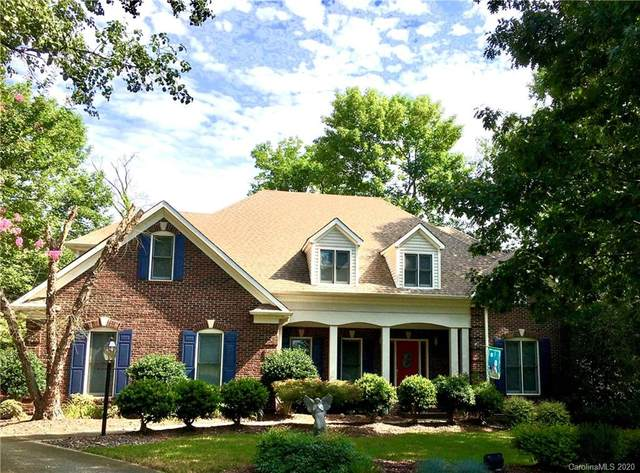 1617 Dennbriar Drive NW, Concord, NC 28027 (#3642471) :: High Performance Real Estate Advisors