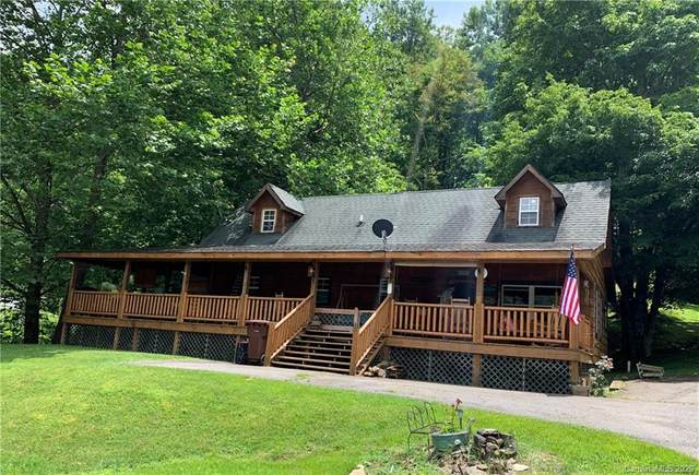 233 Rocky Top Road, Maggie Valley, NC 28751 (#3642505) :: Rinehart Realty