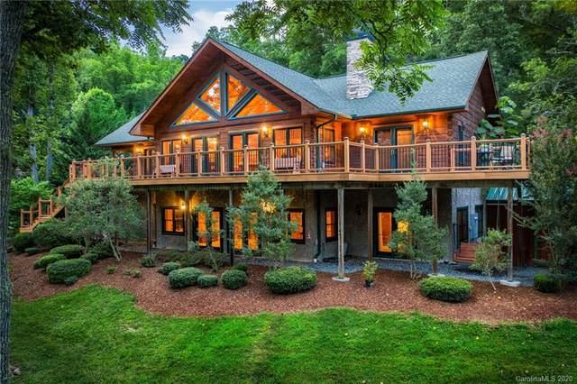 156 Red Oak Lane, Marshall, NC 28753 (#3642523) :: LePage Johnson Realty Group, LLC