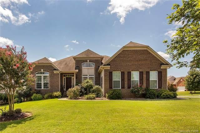 126 Sugar Magnolia Drive, Mooresville, NC 28115 (#3642545) :: Rinehart Realty