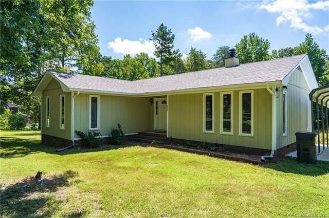 235 Teague Road, Salisbury, NC 28146 (#3642555) :: Premier Realty NC