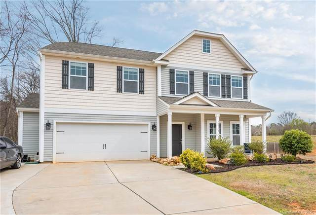 10914 Flintshire Road, Mint Hill, NC 28227 (#3642623) :: Robert Greene Real Estate, Inc.