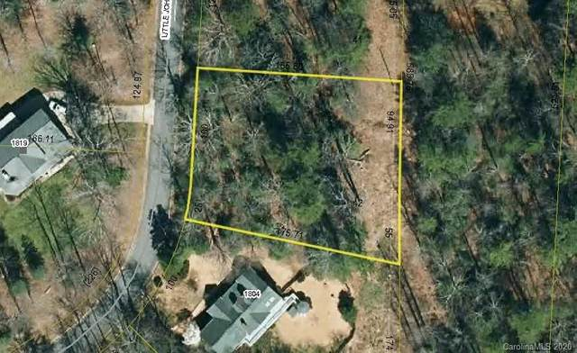 VL Little John Drive, Morganton, NC 28655 (#3642684) :: Robert Greene Real Estate, Inc.