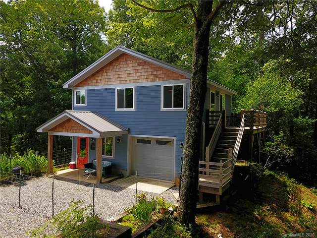 1818 Roaring Fork Road, Hot Springs, NC 28743 (#3642687) :: Keller Williams Professionals