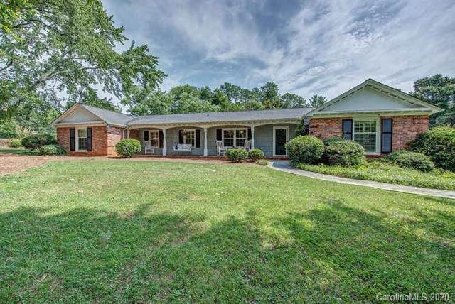 210 Hillside Drive, Shelby, NC 28150 (#3642704) :: Stephen Cooley Real Estate Group