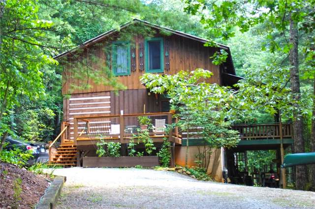 100 Sand Rock Trail, Pisgah Forest, NC 28768 (#3642799) :: Stephen Cooley Real Estate Group