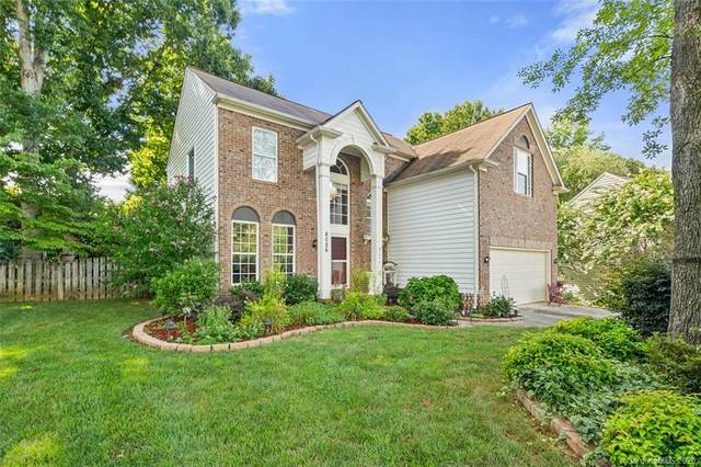 8026 Sandowne Lane, Huntersville, NC 28078 (#3642834) :: Premier Realty NC