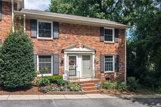 4337 Hathaway Street F, Charlotte, NC 28211 (#3642863) :: Carlyle Properties