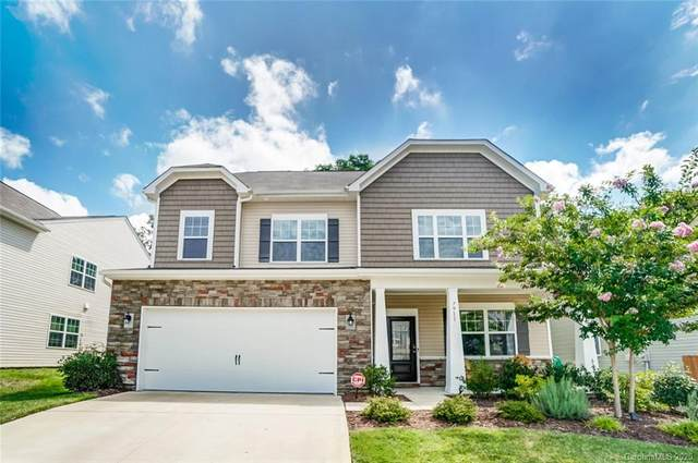 7911 Kelburn Lane, Charlotte, NC 28273 (#3642967) :: LePage Johnson Realty Group, LLC