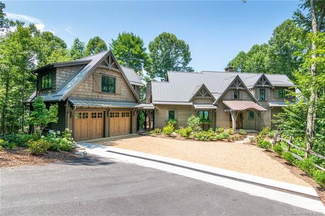 1100 Preserve Road #1, Sylva, NC 28779 (#3643077) :: High Performance Real Estate Advisors