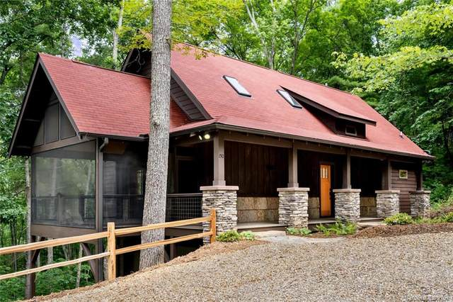 150 Windago Road, Weaverville, NC 28787 (#3643108) :: Rinehart Realty