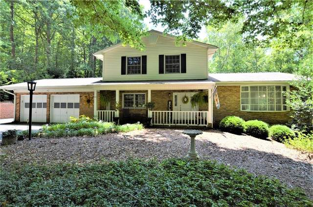 819 Chesterfield Circle SW, Lenoir, NC 28645 (#3643117) :: Zanthia Hastings Team