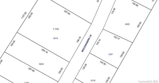 Lot 8B and 9B Mockingbird Lane 8,9, Maiden, NC 28650 (#3643123) :: Caulder Realty and Land Co.