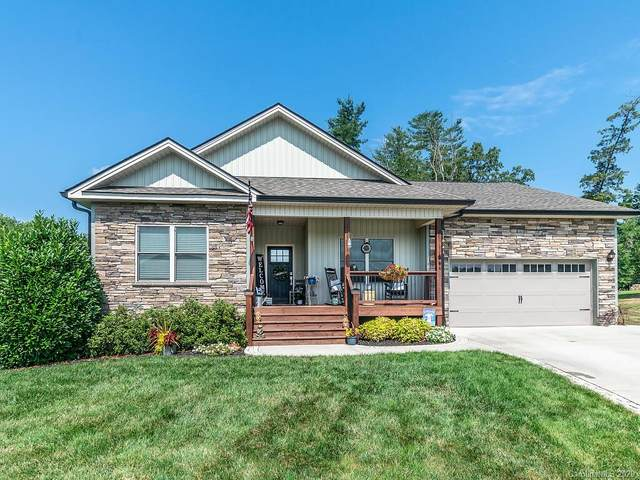 386 River Breeze Lane, Etowah, NC 28729 (#3643211) :: Premier Realty NC