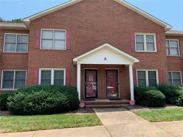 102 Brandywine Drive NE A3, Conover, NC 28613 (#3643401) :: Stephen Cooley Real Estate Group