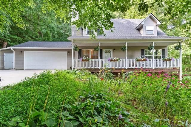 314 Paint Fork Road, Barnardsville, NC 28709 (#3643546) :: Rinehart Realty