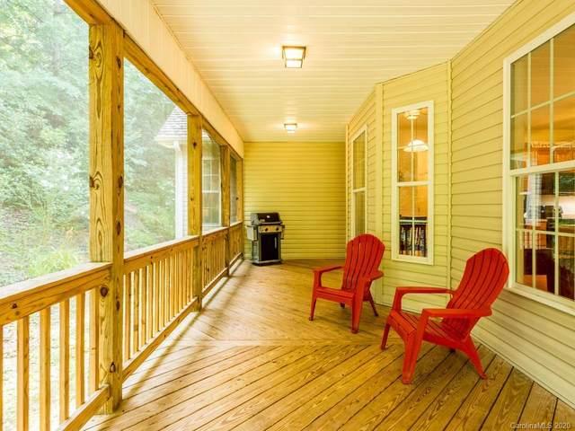 21 Arbor Lane, Pisgah Forest, NC 28768 (#3643645) :: Rinehart Realty