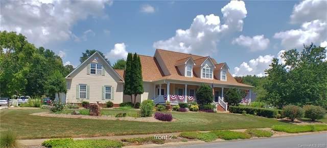 12602 Winding Ridge Road, Huntersville, NC 28078 (#3643686) :: Rinehart Realty
