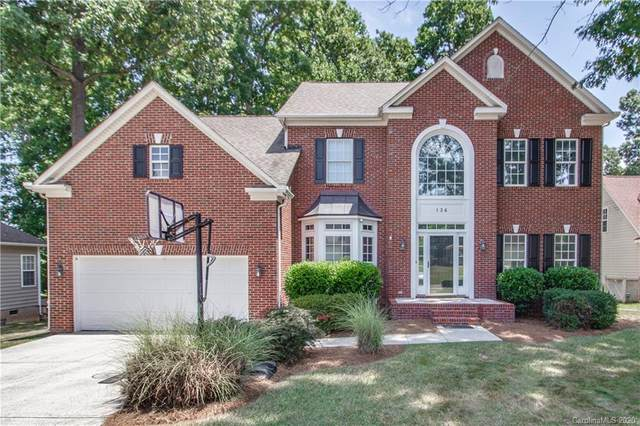 136 Pamlico Lane, Mooresville, NC 28117 (#3643835) :: LePage Johnson Realty Group, LLC