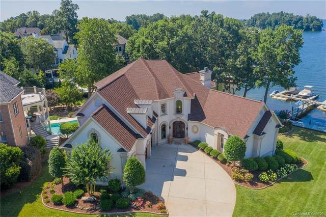 18805 Flat Shoals Drive, Cornelius, NC 28031 (#3643836) :: The KBS GROUP