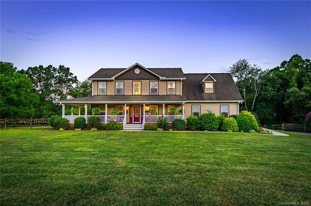 113 Snook's Path, Mars Hill, NC 28754 (#3643897) :: BluAxis Realty