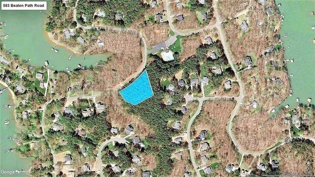 583 Beaten Path Road, Mooresville, NC 28117 (#3644056) :: Stephen Cooley Real Estate Group