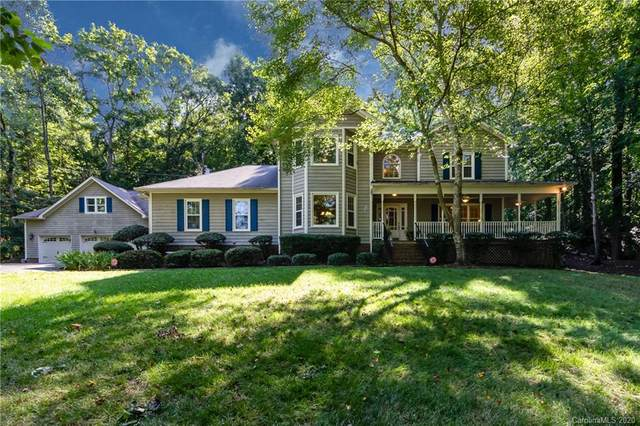 11517 Lands End Drive, Charlotte, NC 28278 (#3644074) :: Homes Charlotte