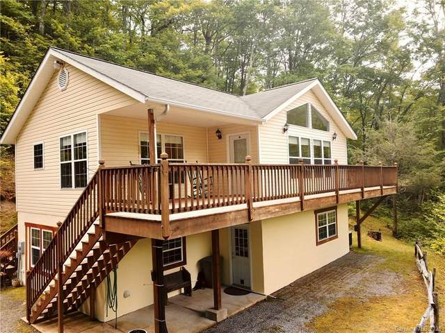 291 Sweetbay Cove, Waynesville, NC 28785 (#3644127) :: BluAxis Realty