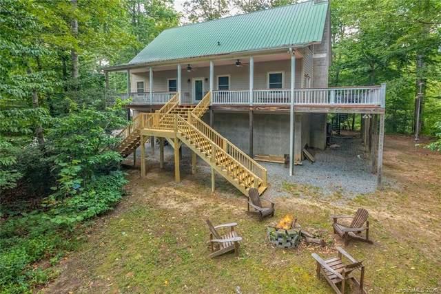 155 Cammies Lane, Lake Lure, NC 28746 (#3644162) :: Carlyle Properties