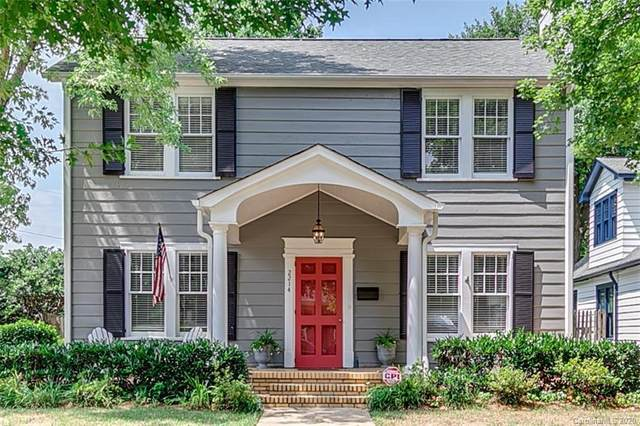 2214 Sarah Marks Avenue, Charlotte, NC 28203 (#3644165) :: MartinGroup Properties