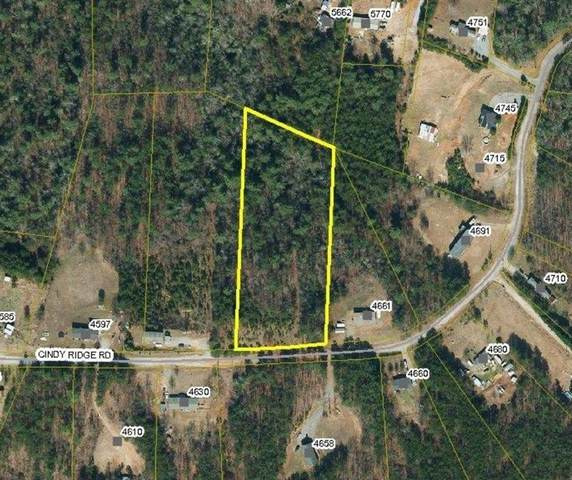 0 Cindy Ridge Road, Morganton, NC 28655 (#3644186) :: MOVE Asheville Realty