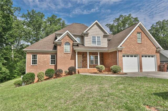 4827 Bent Tree Way, Yadkinville, NC 27055 (#3644193) :: LePage Johnson Realty Group, LLC