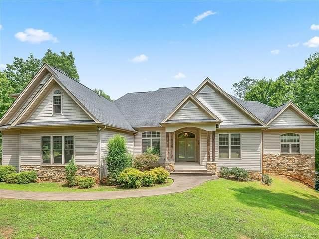241 Woodland Circle, Lake Lure, NC 28746 (#3644214) :: Caulder Realty and Land Co.