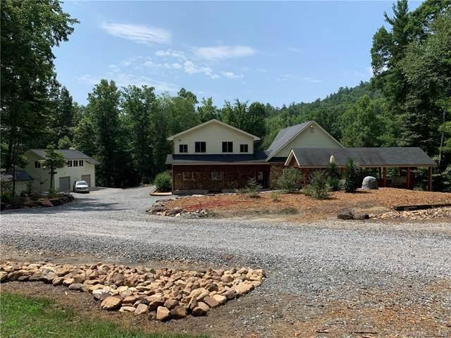 4320 Trout Pond Lane, Morganton, NC 28655 (#3644223) :: LePage Johnson Realty Group, LLC