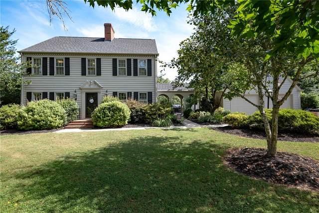 116 Creekside Drive, Morganton, NC 28655 (#3644383) :: Robert Greene Real Estate, Inc.