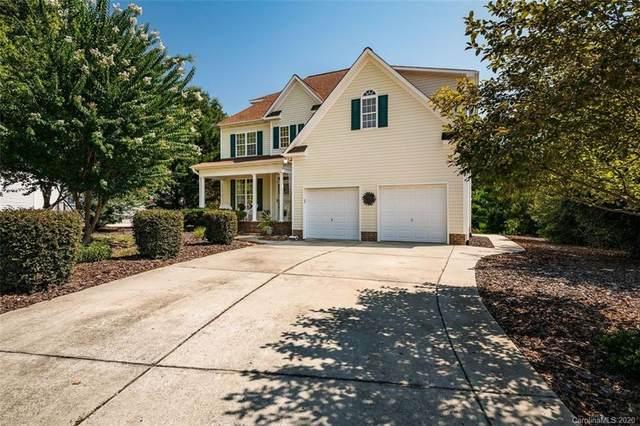 1458 Porters Court, Concord, NC 28025 (#3644393) :: Rinehart Realty