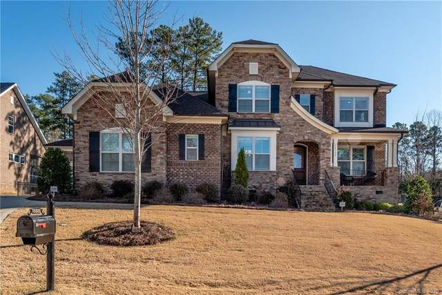 16309 Doves Canyon Lane, Charlotte, NC 28278 (#3644423) :: LePage Johnson Realty Group, LLC