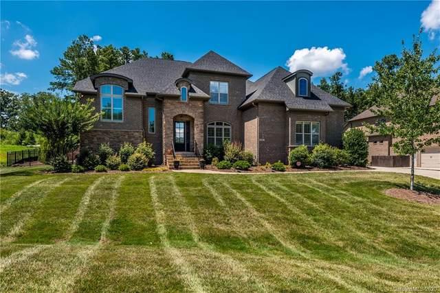 105 Wheatberry Hill Drive, Matthews, NC 28104 (#3644485) :: Rinehart Realty