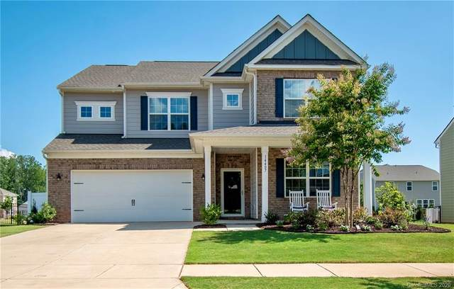 14407 Baytown Court, Huntersville, NC 28078 (#3644497) :: Stephen Cooley Real Estate Group