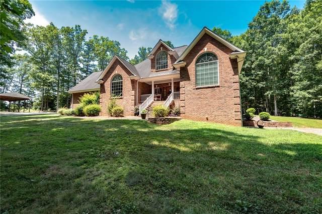 161 Blossom Hill Road, Lincolnton, NC 28092 (#3644590) :: LePage Johnson Realty Group, LLC