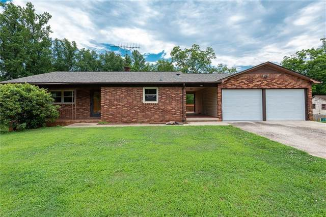 1896 Us 70 Highway, Connelly Springs, NC 28612 (#3644597) :: Rinehart Realty