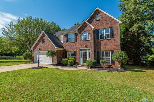 1932 Thornblade Ridge Drive, Matthews, NC 28105 (#3644657) :: High Performance Real Estate Advisors