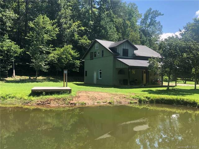 1117 Ponder Road, Mill Spring, NC 28756 (#3644754) :: LePage Johnson Realty Group, LLC