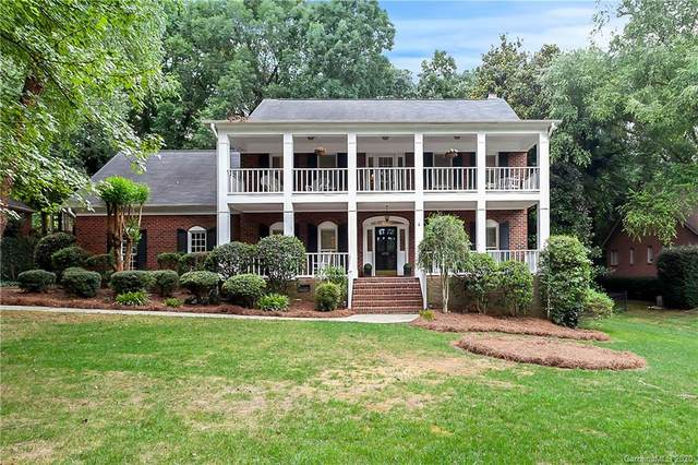 6510 Colston Court, Charlotte, NC 28210 (#3644774) :: Carlyle Properties