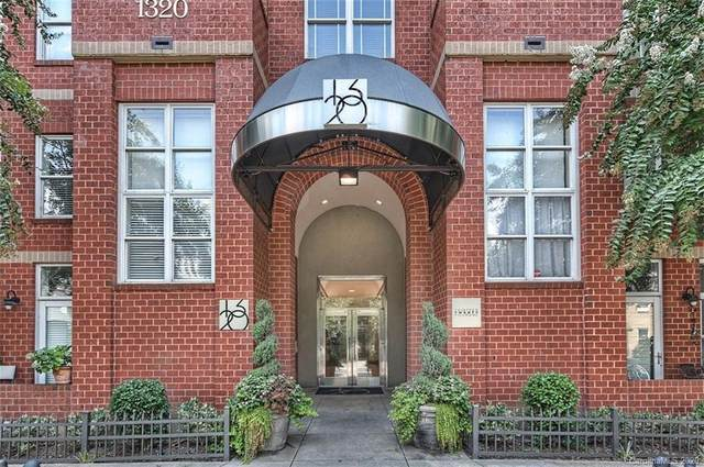 1320 Fillmore Avenue #505, Charlotte, NC 28203 (#3644777) :: MartinGroup Properties