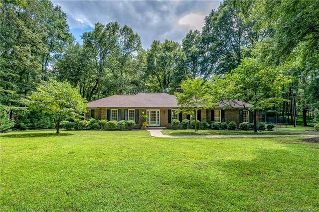 4225 Tilley Morris Road, Matthews, NC 28105 (#3644796) :: LePage Johnson Realty Group, LLC