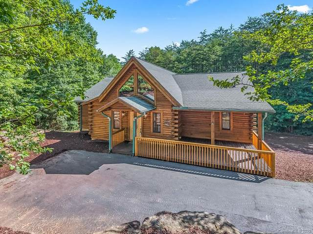 144 Mcdaniel Court, Lake Lure, NC 28746 (#3644798) :: Caulder Realty and Land Co.
