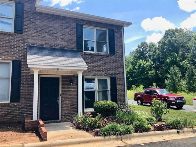 2433 1st Street NW #15, Hickory, NC 28601 (#3644803) :: Austin Barnett Realty, LLC