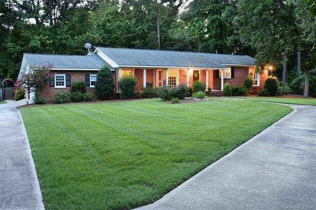 308 Taft Street, Troy, NC 27371 (#3644806) :: Homes Charlotte