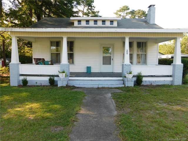 504 W Church Street, Kershaw, SC 29067 (#3644942) :: Austin Barnett Realty, LLC